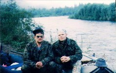 у реки на ст.Лукашевича